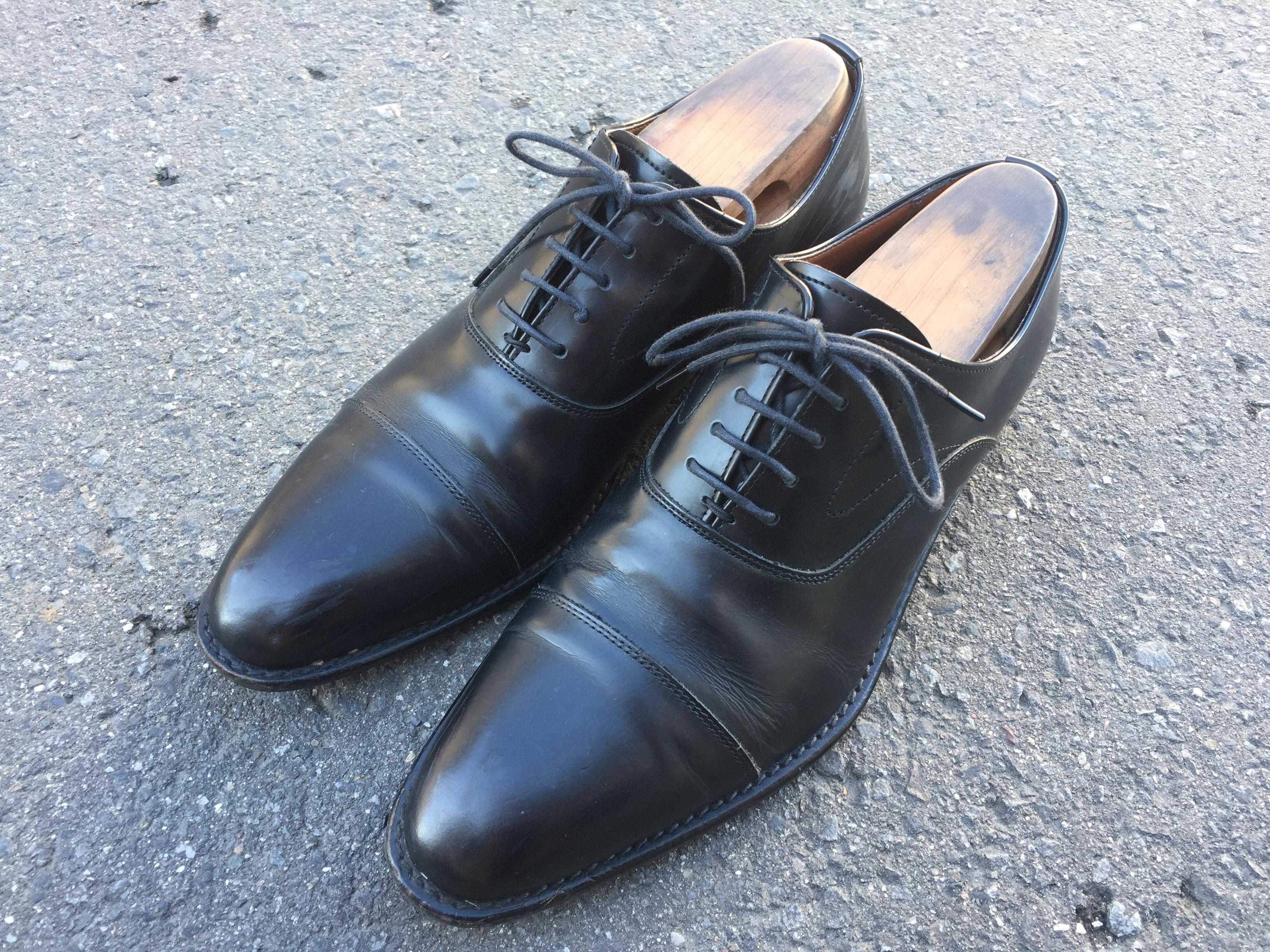 KENFORDの革靴は評判通りコスパ最強!あらゆる人におすすめ