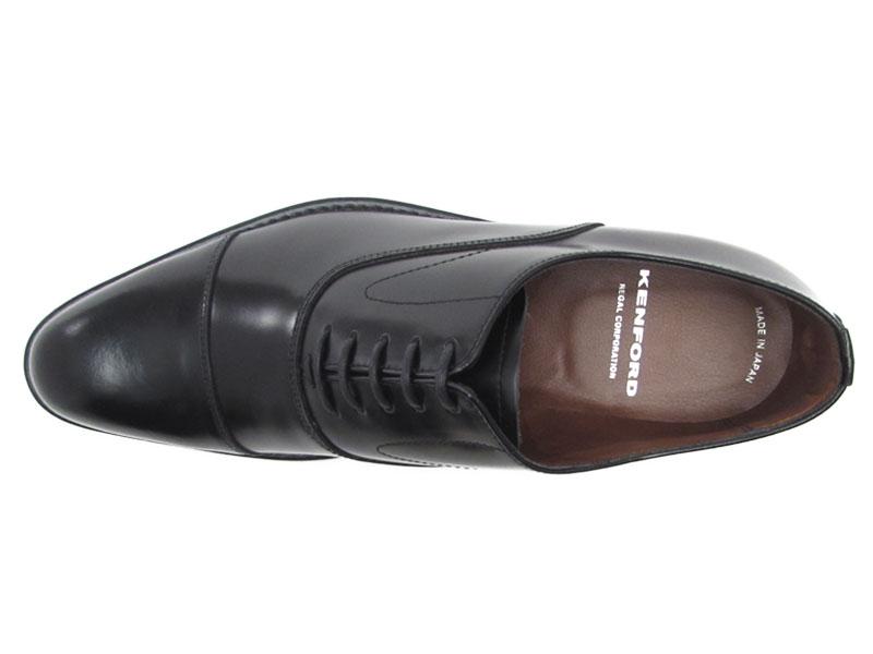 ケンフォードの革靴のサイズ感について【ストレートチップ・KB48AJ品番】