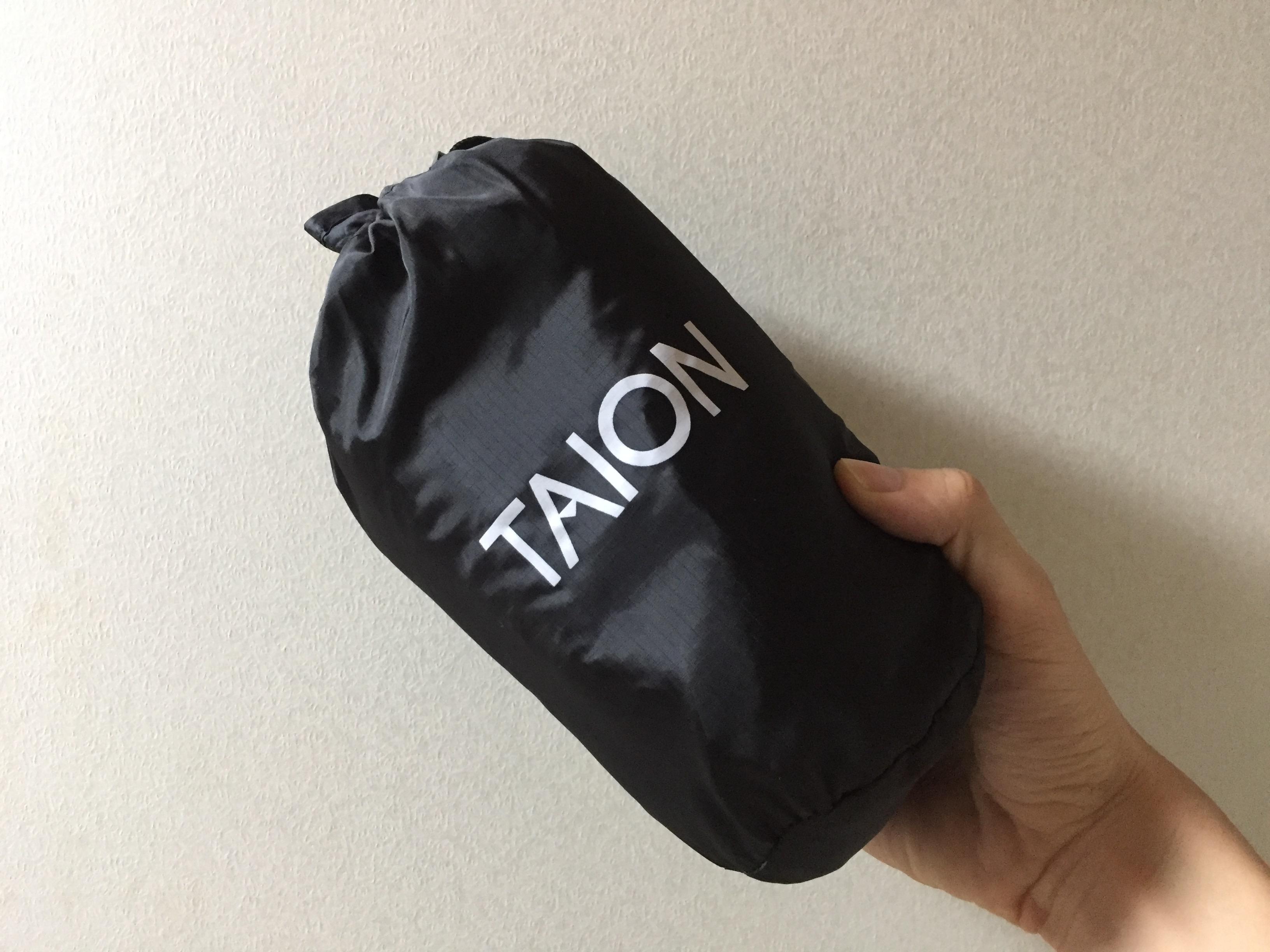 TAIONのインナーダウン