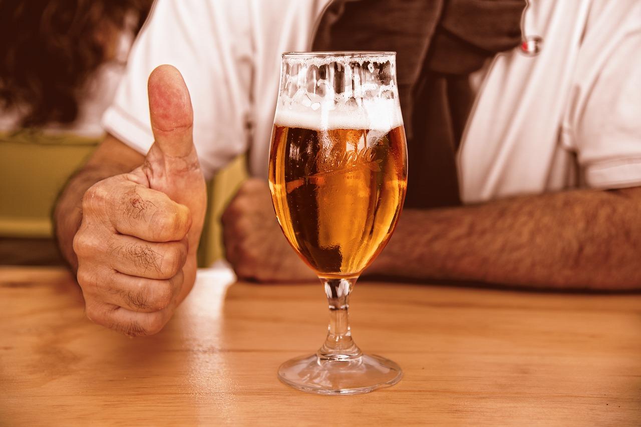 まずいビールを飲む方法