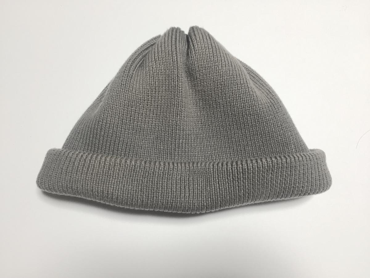 クレプスキュールのニット帽はどんな人にもおすすめ!頭が大きい人でも大丈夫<
