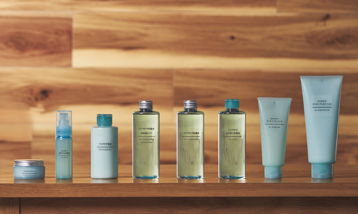 無印良品の「クリアケア化粧水・高保湿タイプ」のレビュー