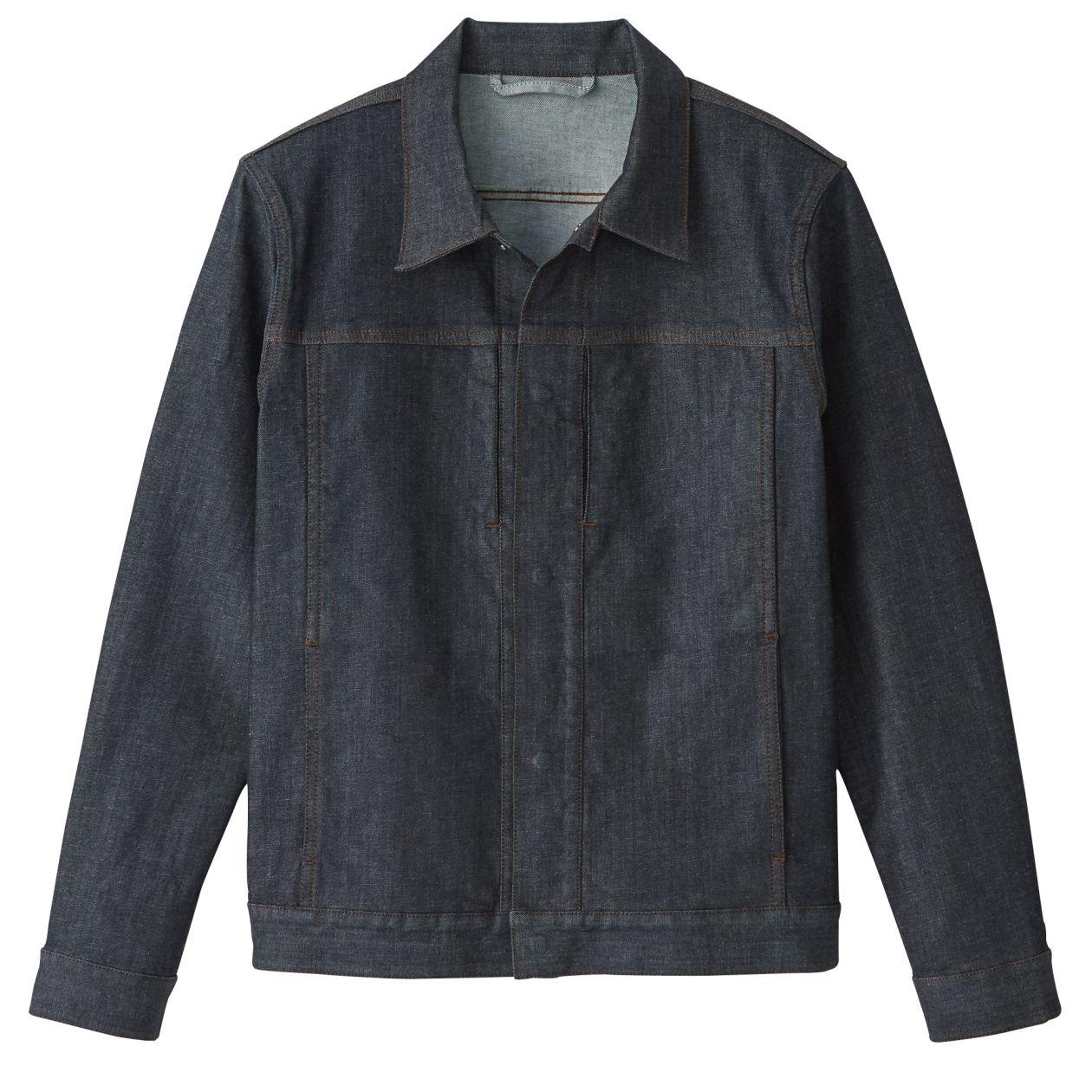 無印良品のデニムジャケット