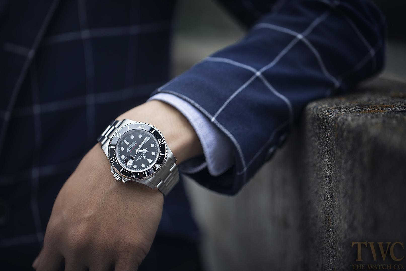 高級腕時計を持つメリット