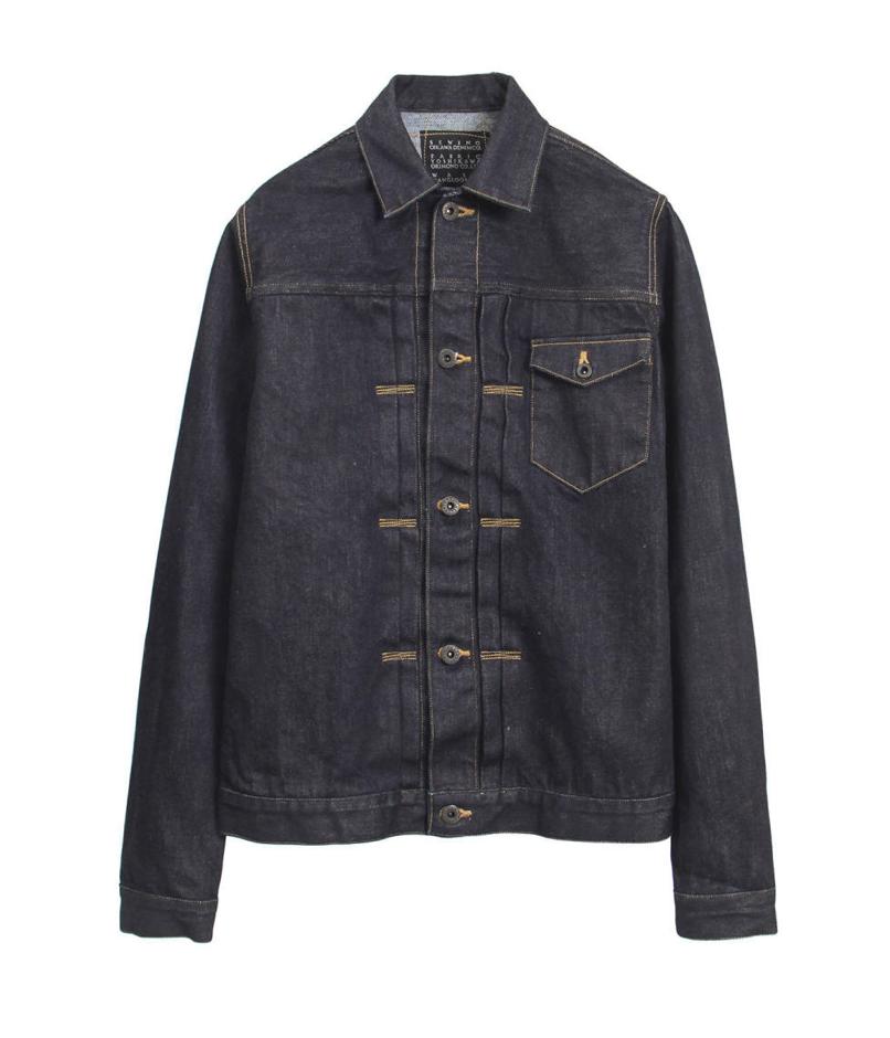 KUROのデニムジャケット