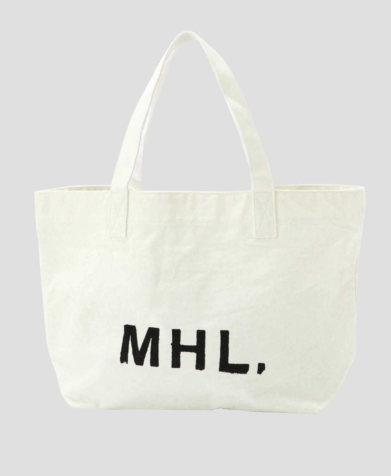 MHL.のトートバッグ