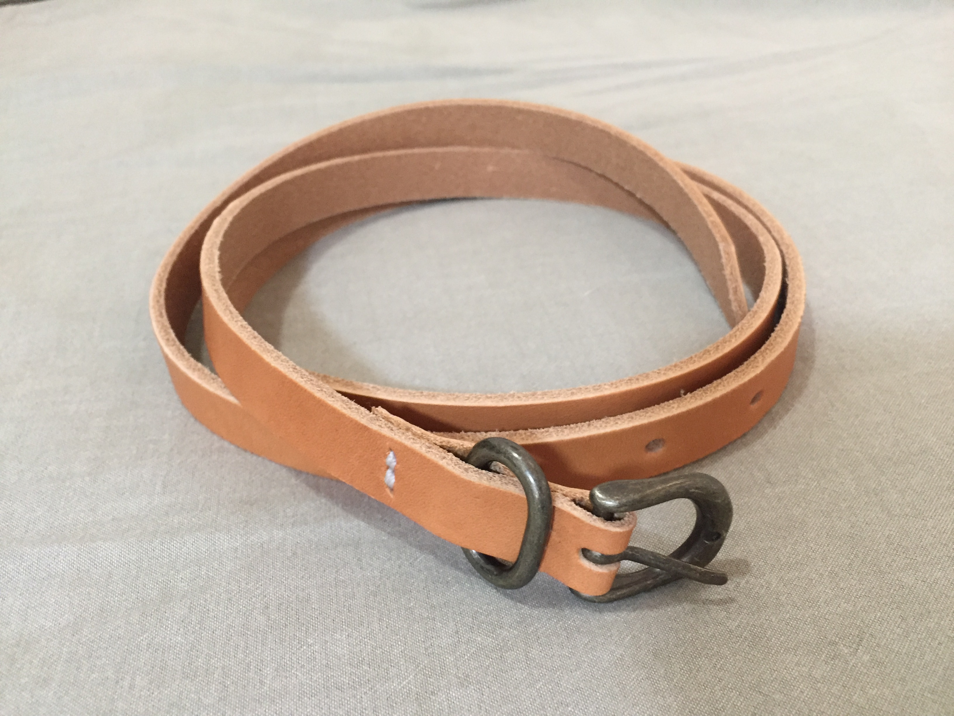 エンダースキーマのベルト(tail belt)