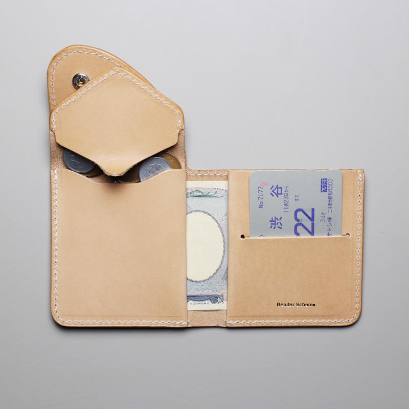 ミニマリストにおすすめの財布④エンダースキーマ