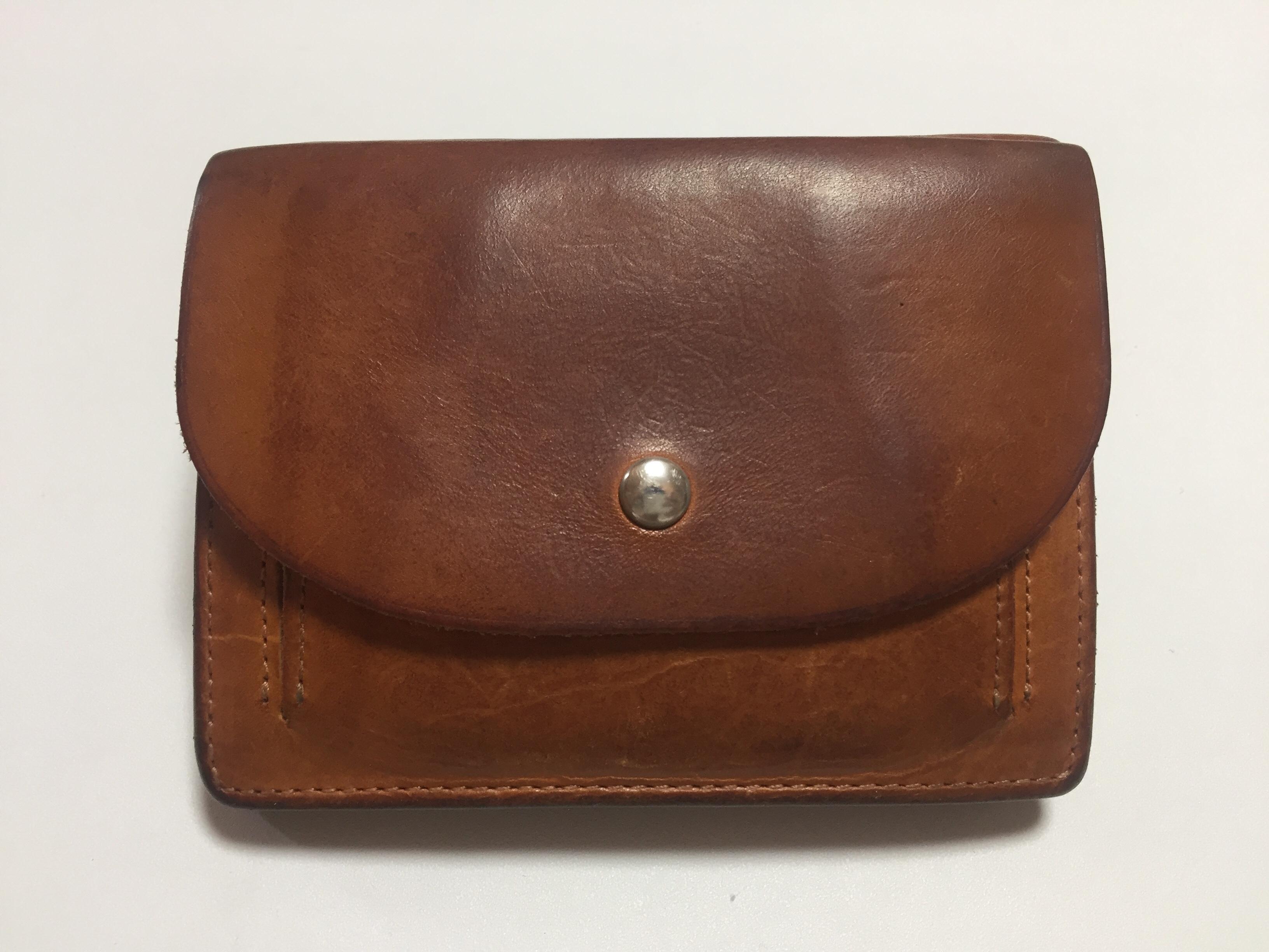 Honer gatheringの財布