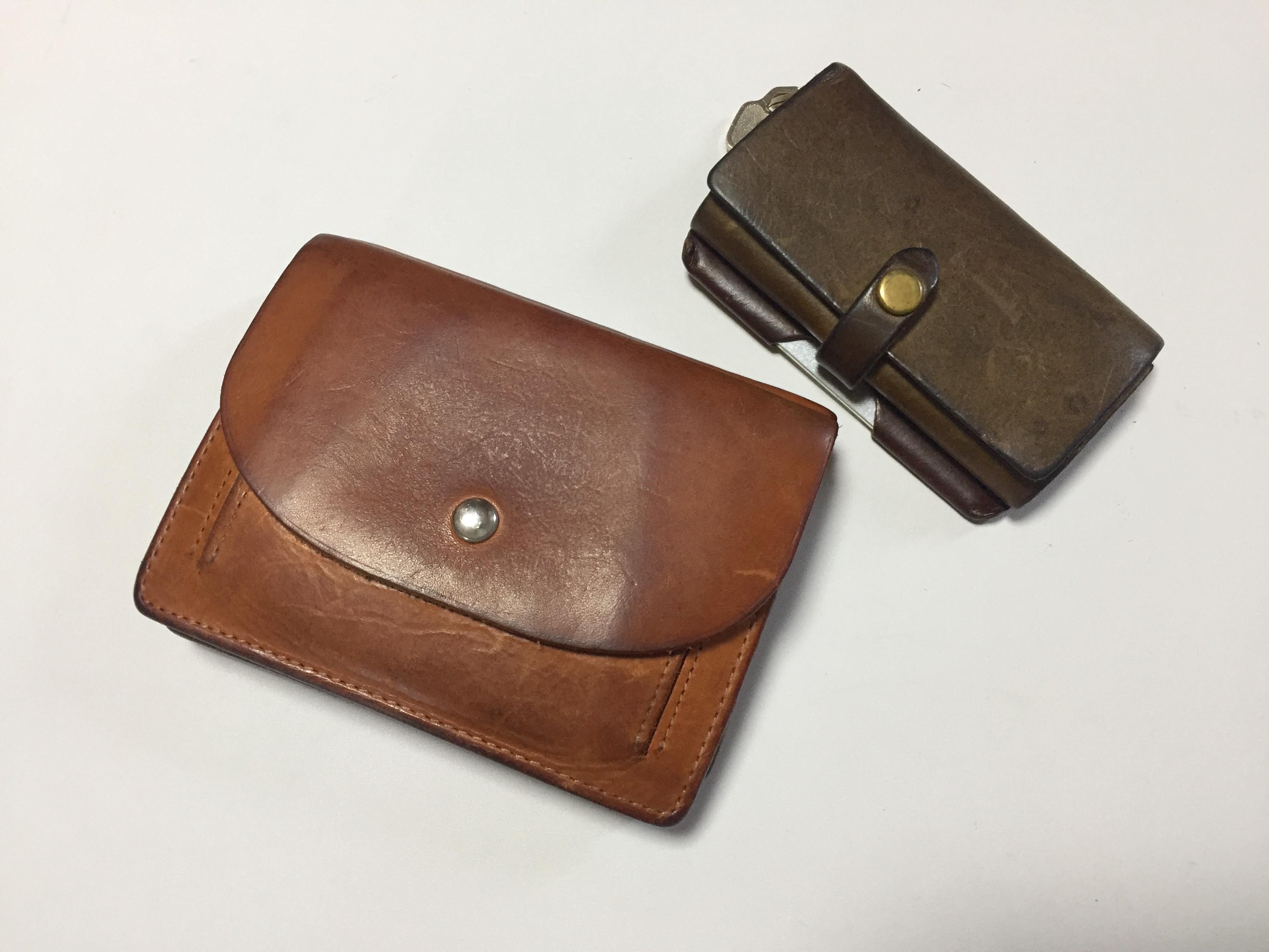 ミニマリストだけど、財布はあえて2個持ち派