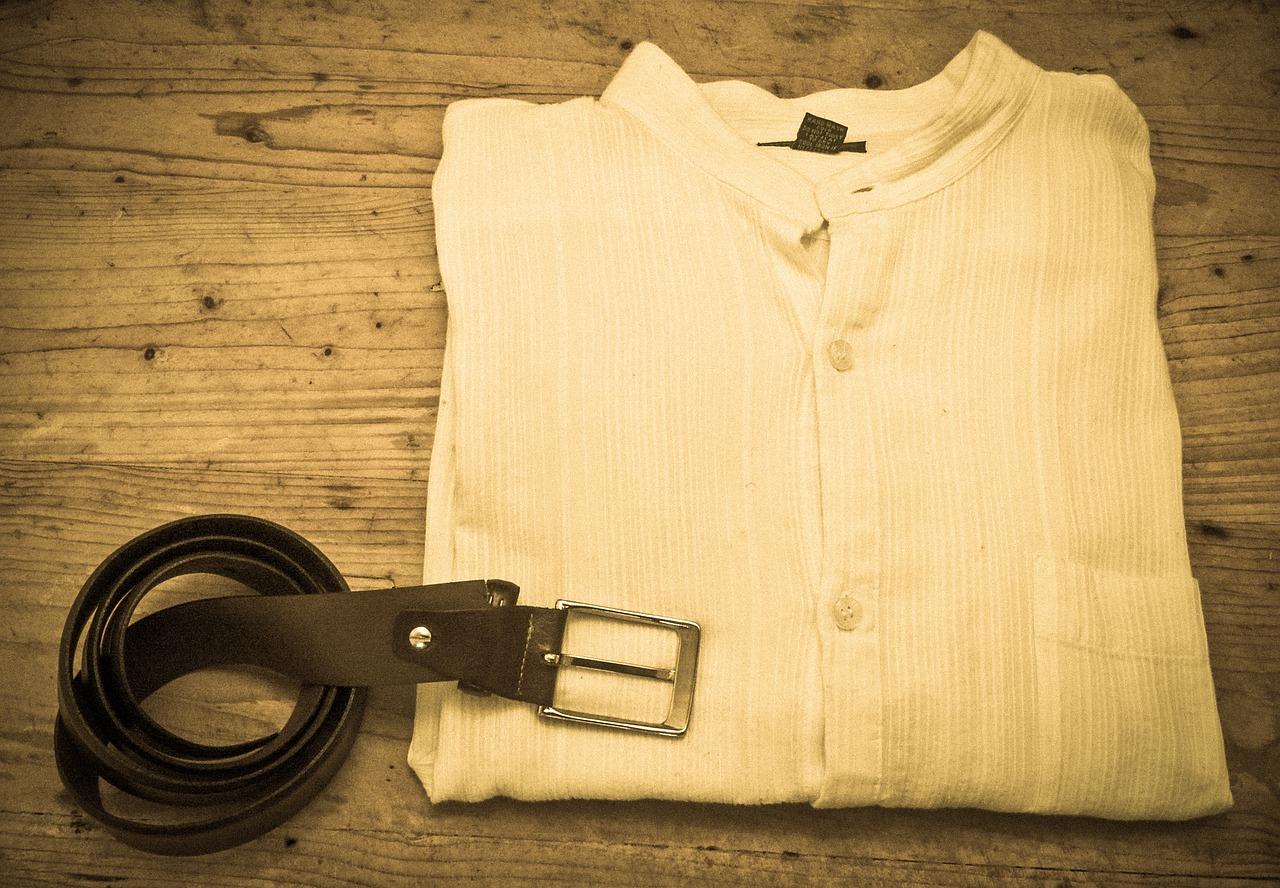 メンズのリネン服は、古着にデザインソースを持つブランドが得意としている