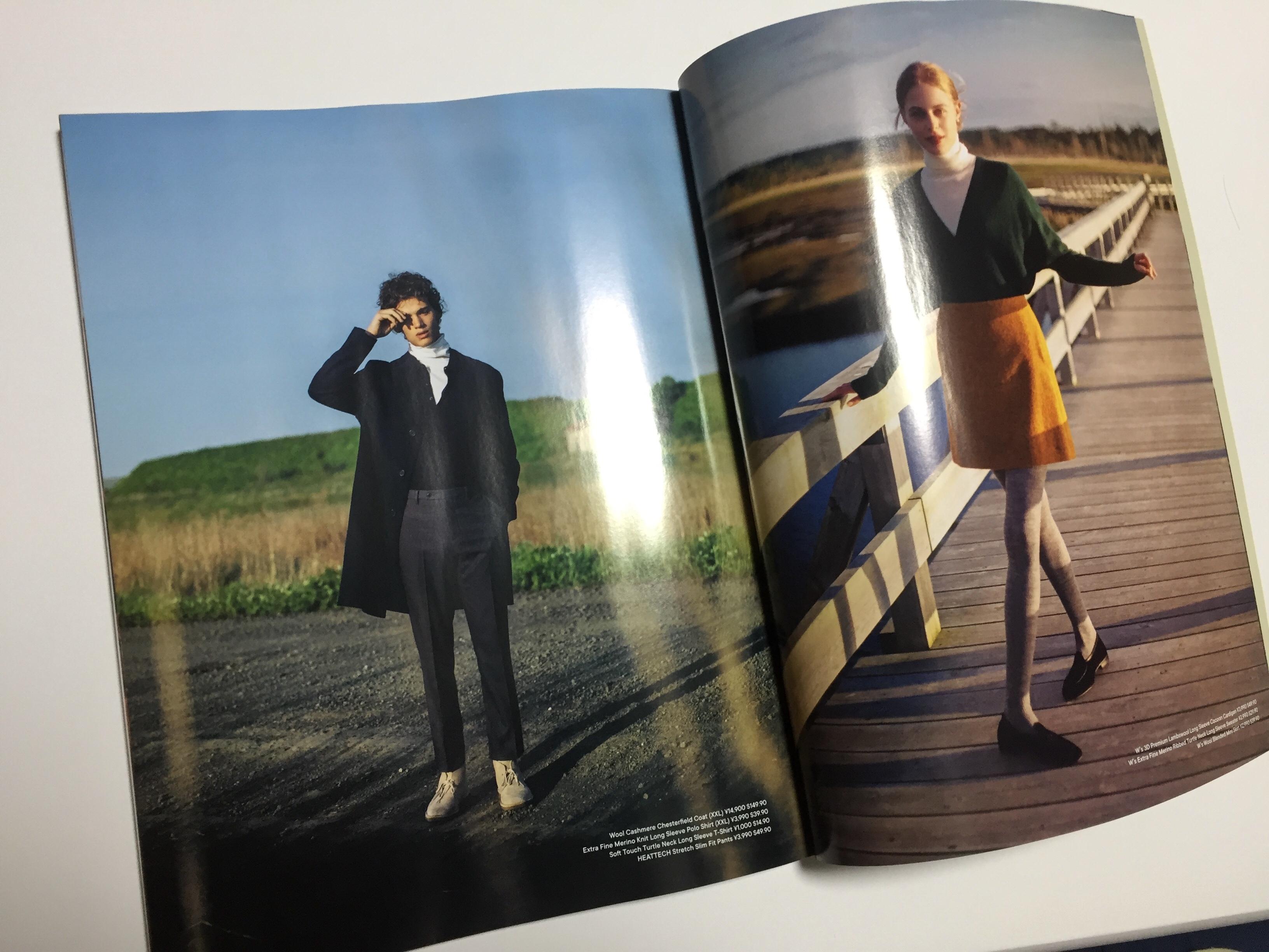 ユニクロのLifeWear_magazine