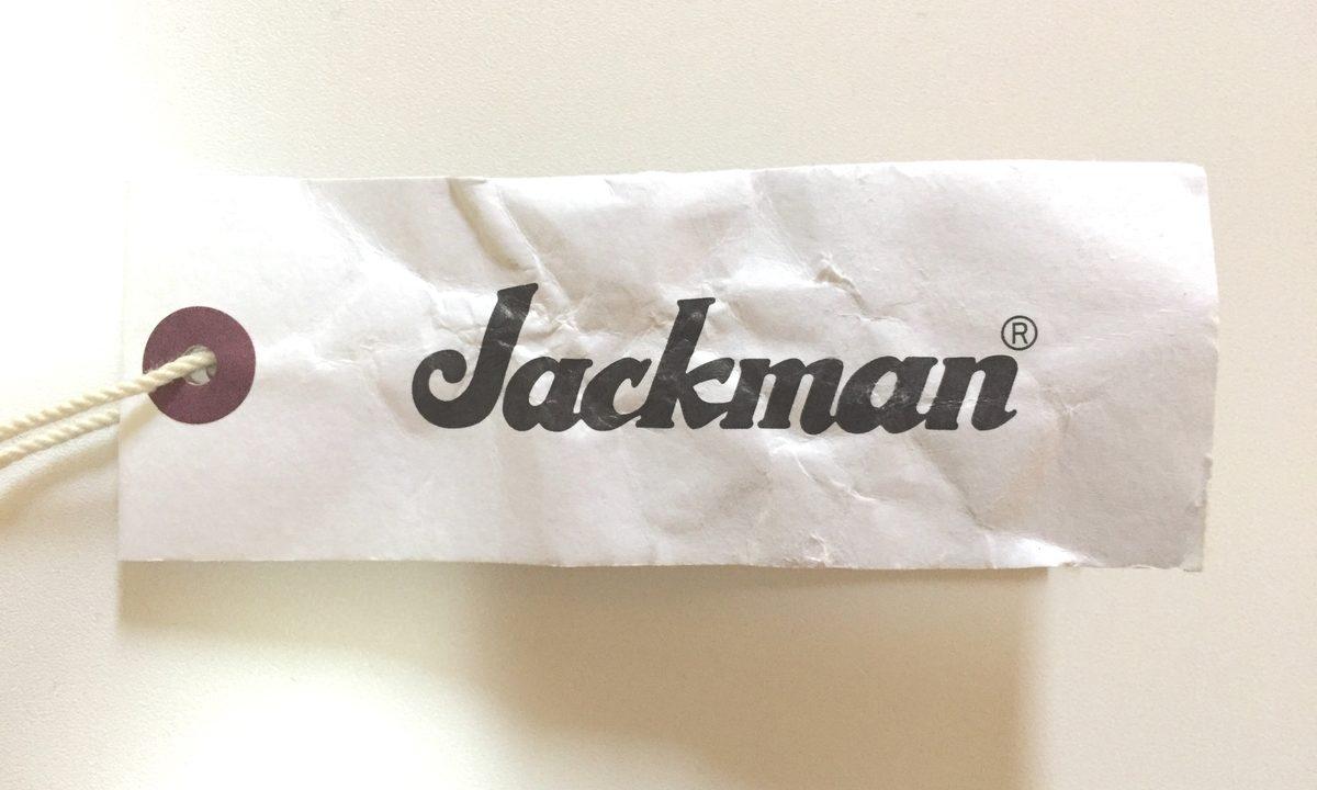 福井のファクトリーブランド「ジャックマン」の長袖Tシャツについて