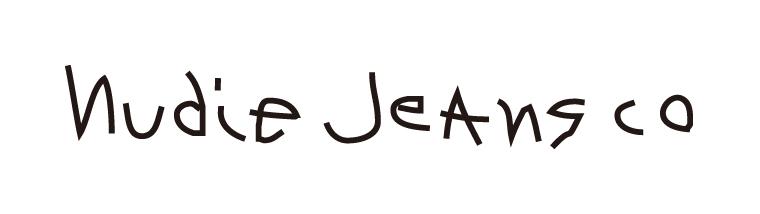 ヌーディージーンズ のロゴ