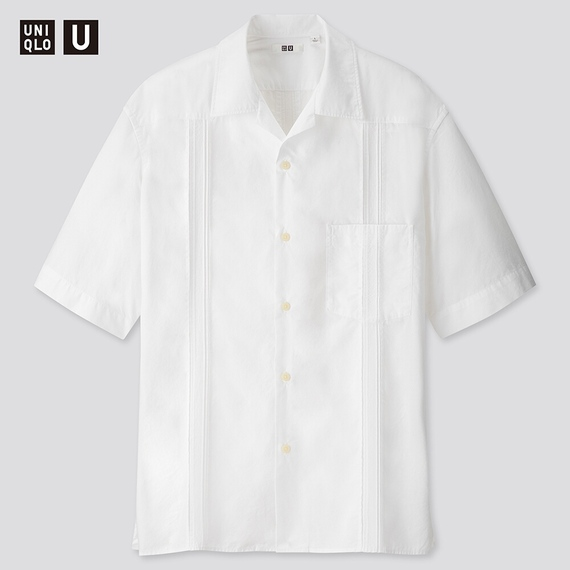 ⑦:キューバシャツ