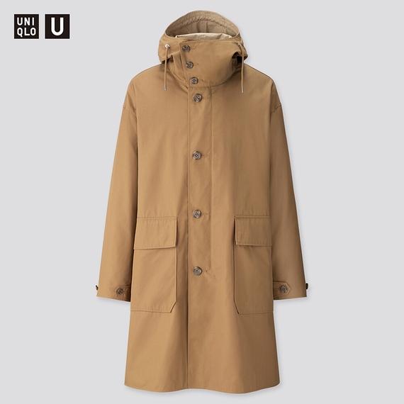 ②:フーデッドコート