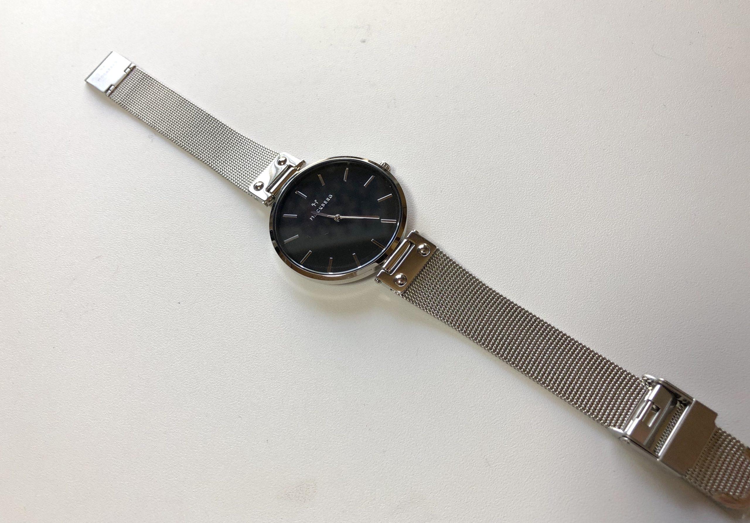 モックバーグの腕時計の品質