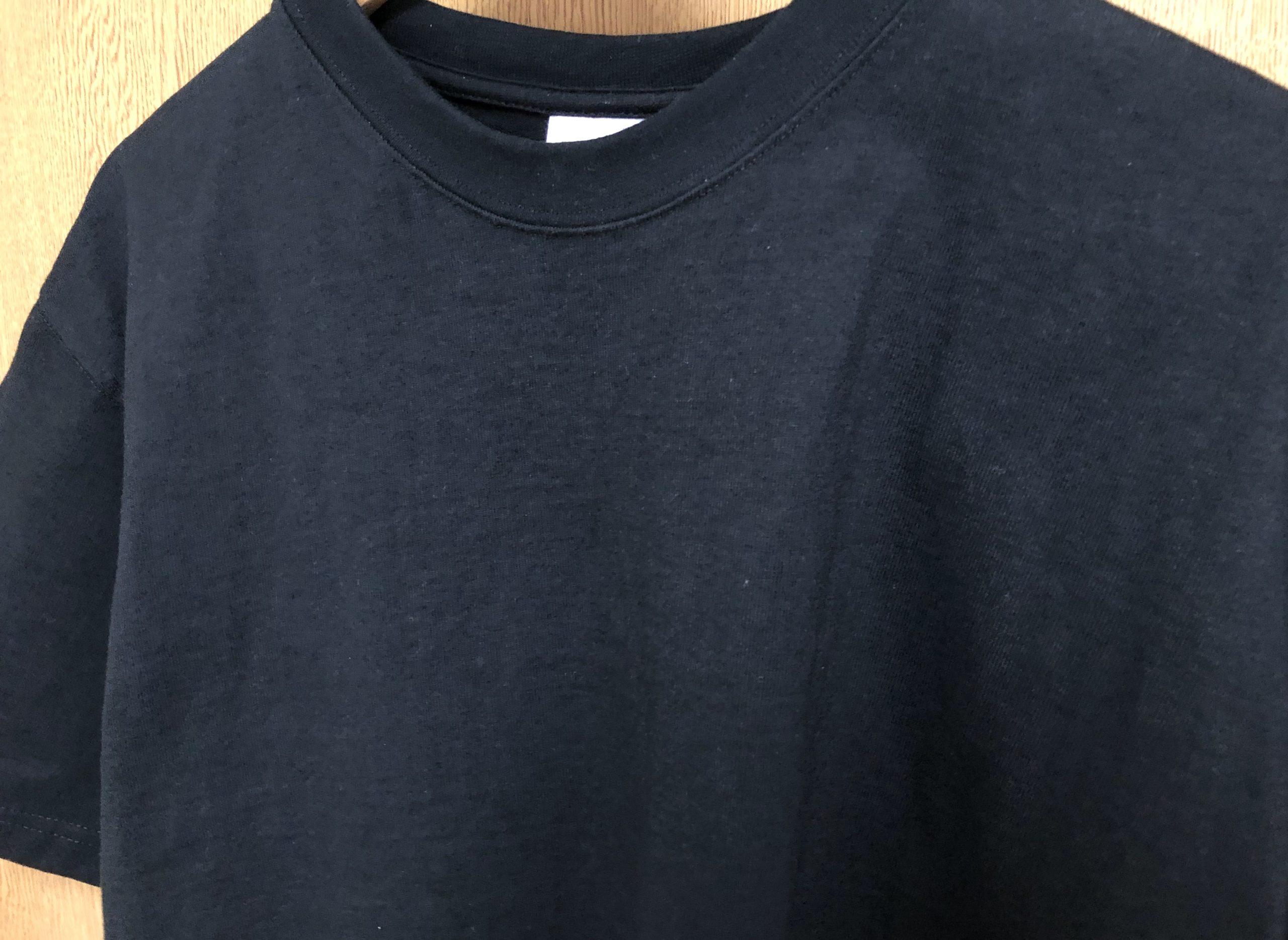 キャンバー・マックスウェイトTシャツのサイズ選びのコツ【縮みによるサイズ感の変化を考慮】