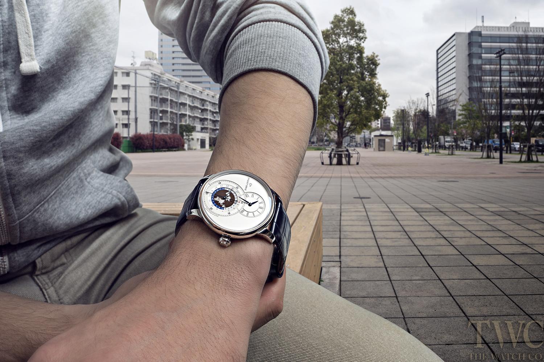 春夏用の時計