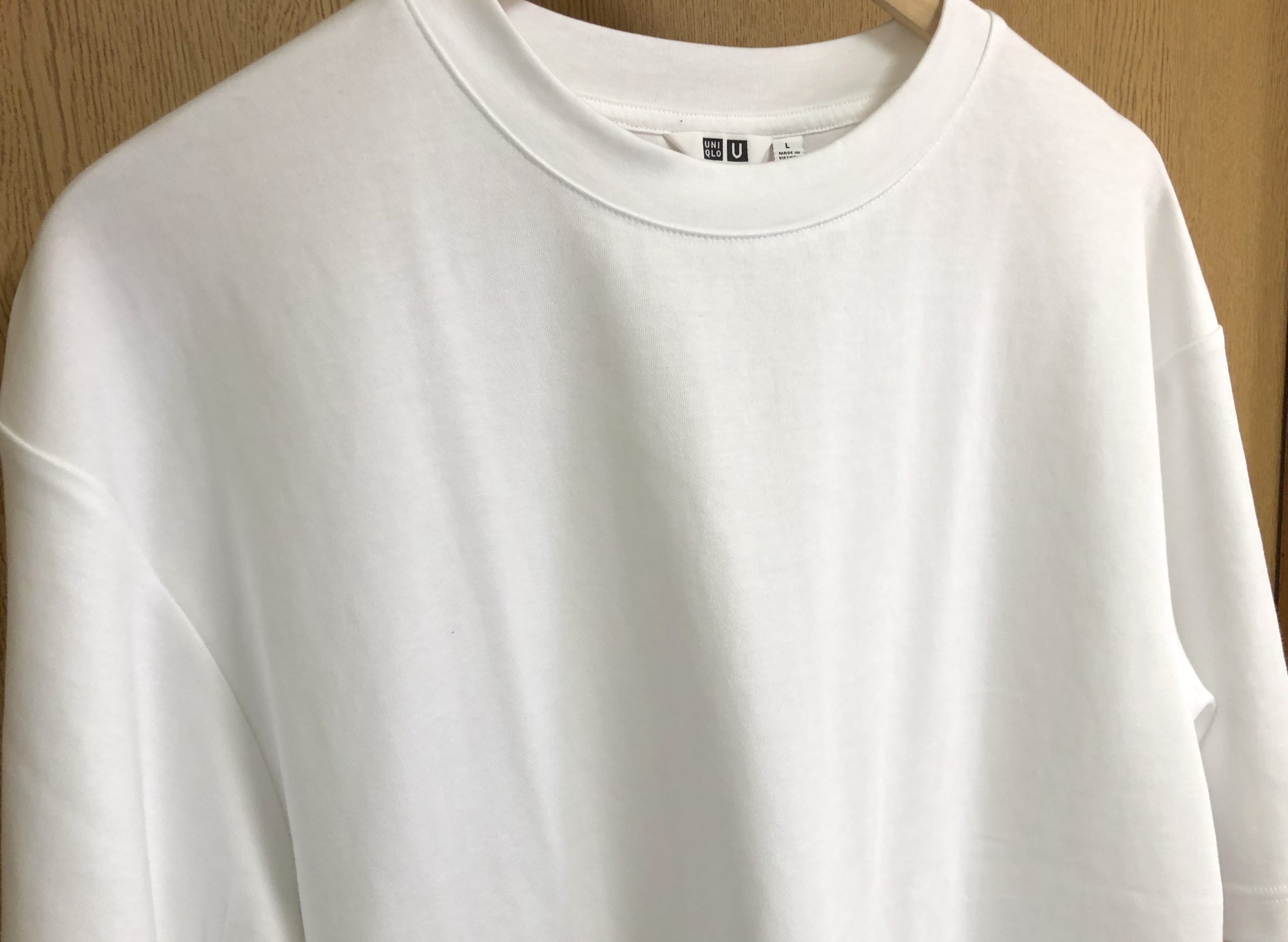【まとめ】ユニクロU・エアリズムオーバーサイズTシャツは「1,500円と考えれば」最高