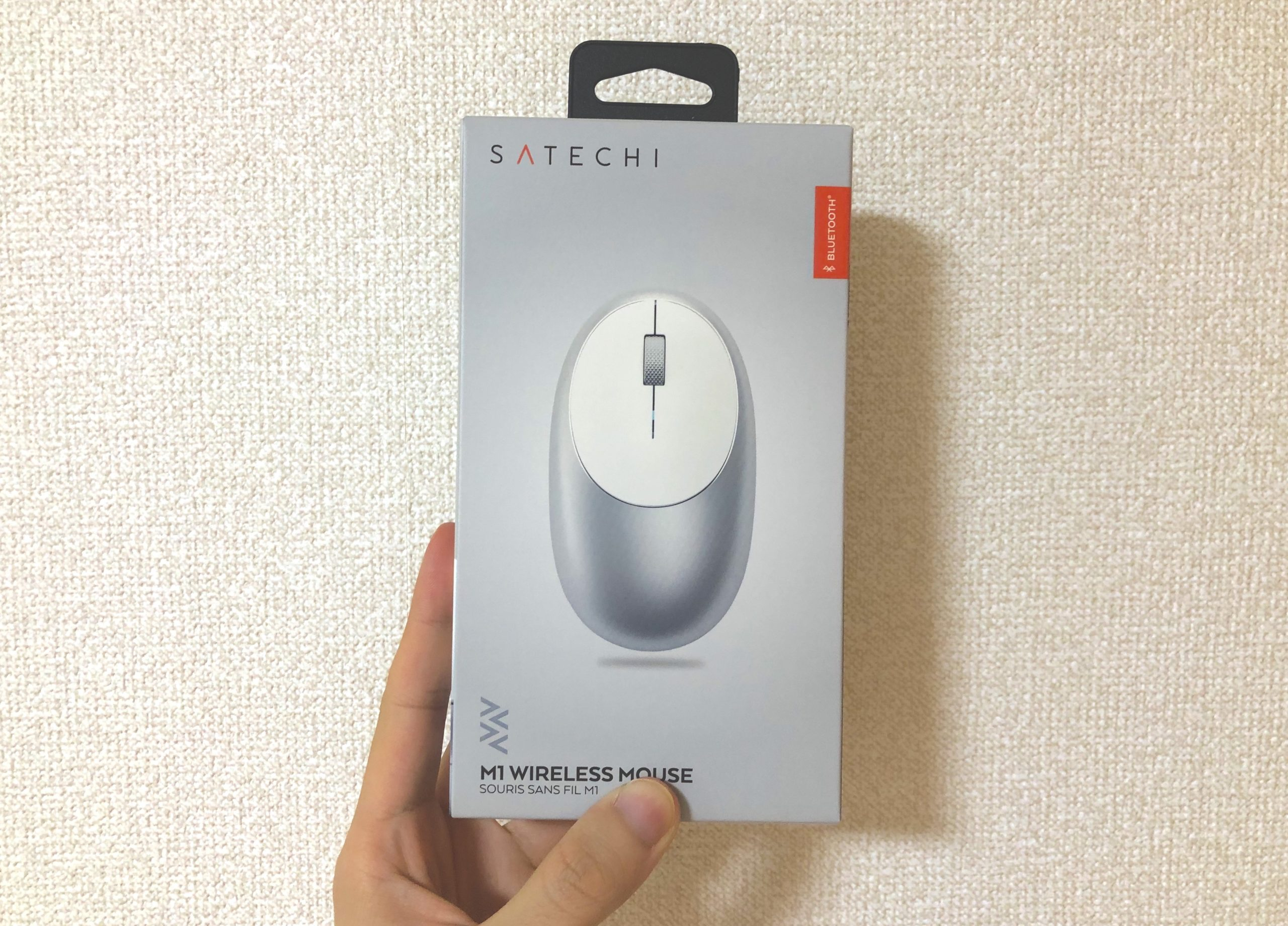 Satechi ワイヤレスマウス
