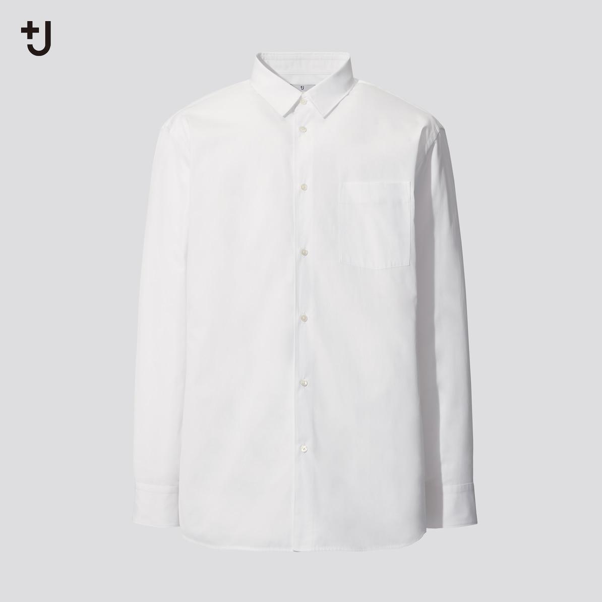 スーピマコットンレギュラーフィットシャツ(3,990円)