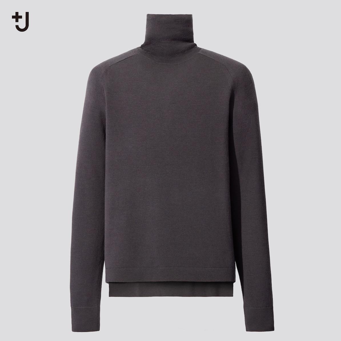 メリノブレンドタートルセーター(3,990円)