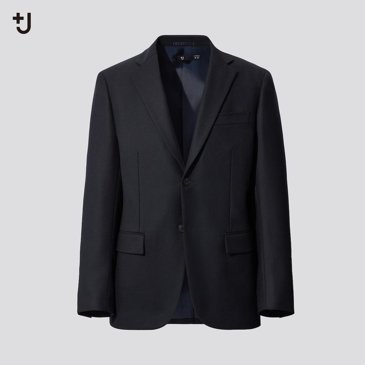 ウールテーラードジャケット(19,900円)
