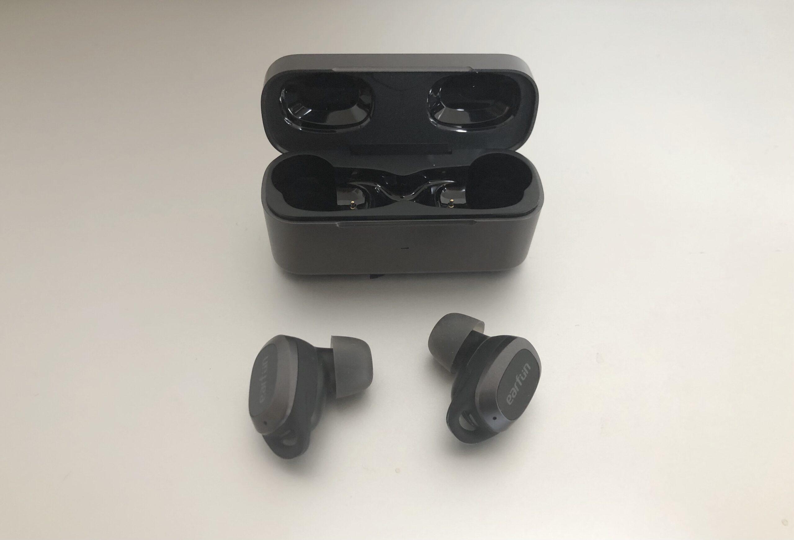 EarFun Free Preのペアリング・接続方法